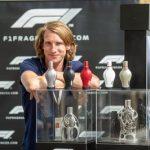 Freddie Hunt lanza con Designer Parfums la colección Race de F1® Fragrances