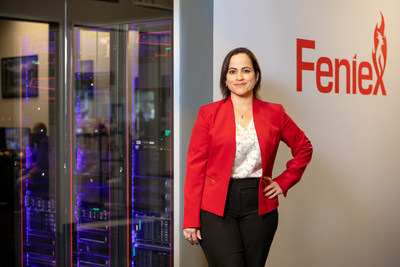 Yemilyn Ortiz es la nueva directora de Operaciones de Feniex Industries (PRNewsfoto/Feniex Industries)