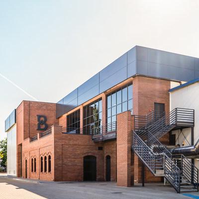 Belvedere Vodka New Biomass Capture Facility